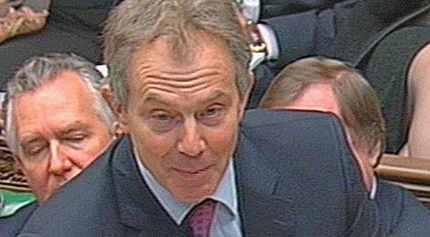 Tony Blair did not win most of the popular vote, despite having huge majorities