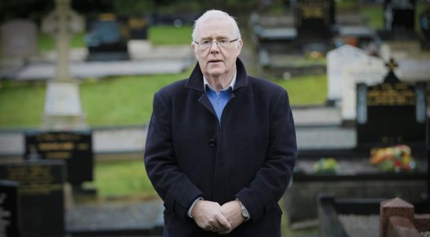Eugene Reavey lost three brothers in a loyalist attack on the family's home in 1976