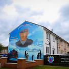 New mural to notorious UFF killer McKeag