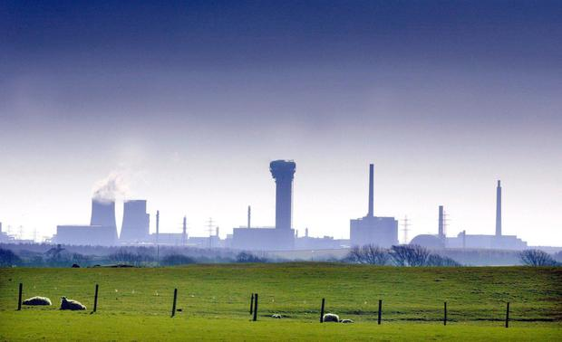 There have been many calls to close Sellafield