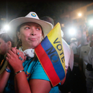 Columbians narrowly voted down a peace deal between the government and Farc guerillas