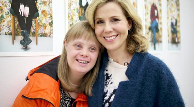 Sally Phillips met people with Down's syndrome for her documentary