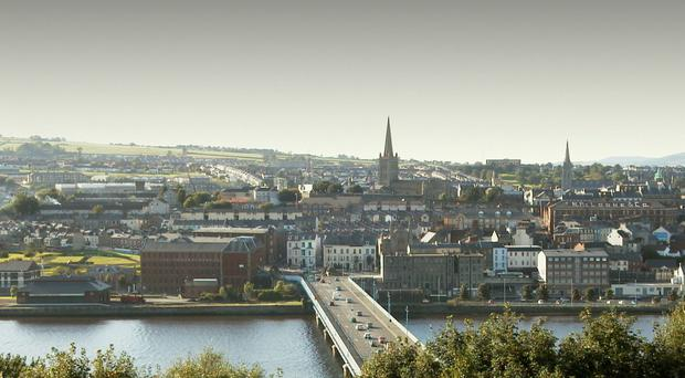 The Foyle constituency, including Londonderry, voted by 78.6% to remain in the EU
