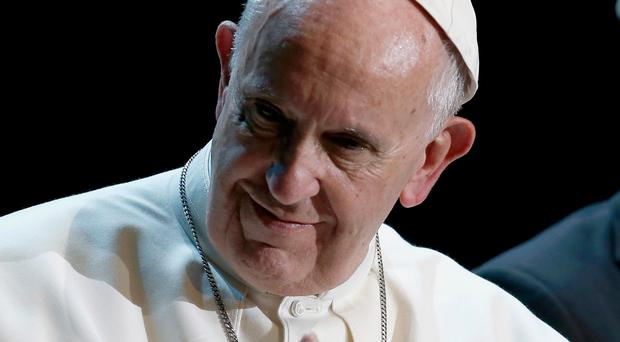 Pope Francis has blocked any hopes of female priests