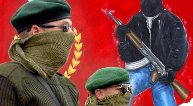 Paramilitaries have worked with mainstream criminals to make massive sums of money