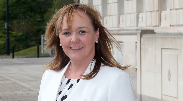 Michelle McIlveen of the DUP