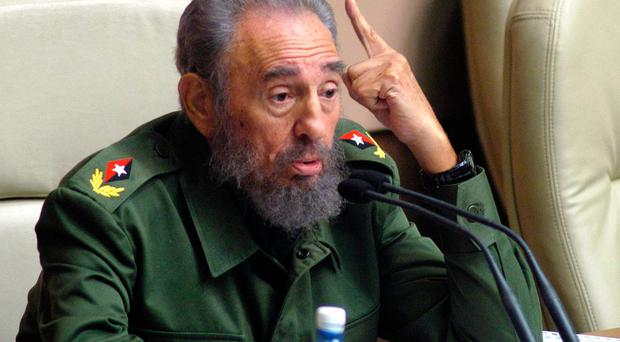 Fidel Castro ruled with an iron fist and many people lost their lives under his regime