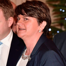 Arlene Foster has come out swinging