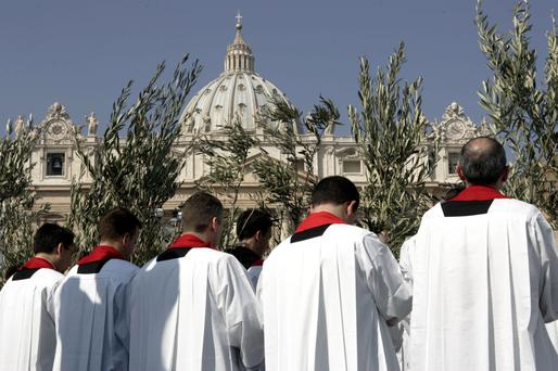Serious decline in vocations is major issue for Catholicism