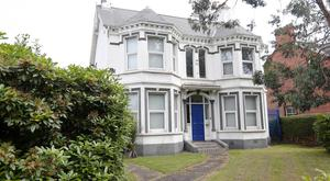 The former Kincora care home in east Belfast
