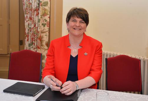 Arlene Foster has damaged her credibility with the nationalist community