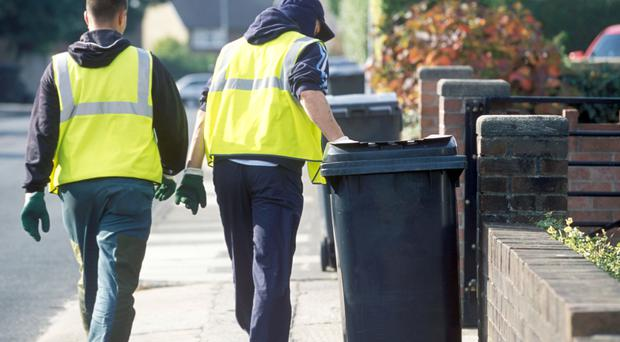 Binmen will soon be poking through our rubbish to find outlawed food waste