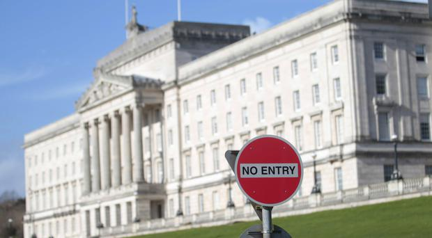 Northern Ireland talks suspended ahead of Easter
