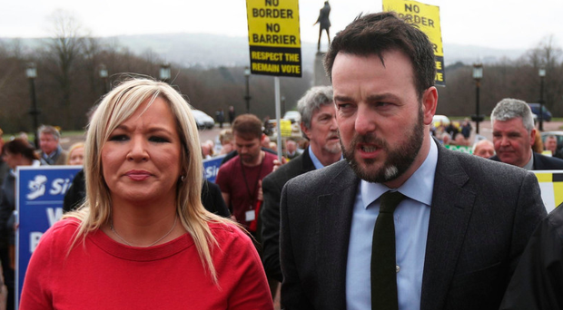 A deal between Michelle O'Neill and Colum Eastwood's parties will be tempting
