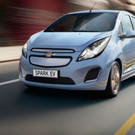 Electric vehicles like Chevrolet's Spark are scarce in Northern Ireland, but will become the norm within a couple of decades