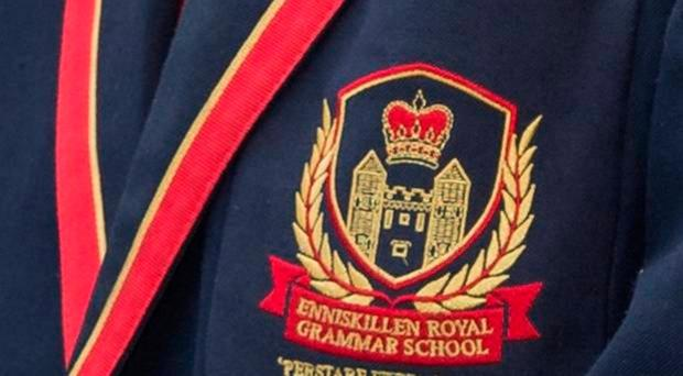A teen pupil at Enniskillen Royal was suspended over images of female staff