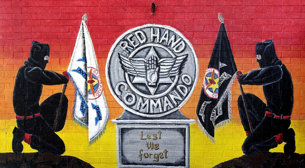 Move by the Red Hand Commando to be legalised 'should be welcomed