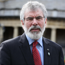Gerry Adams denies he was ever a member of the IRA, but persists in protecting its reputation