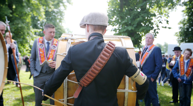 The Orange Order is not representative of all Protestants