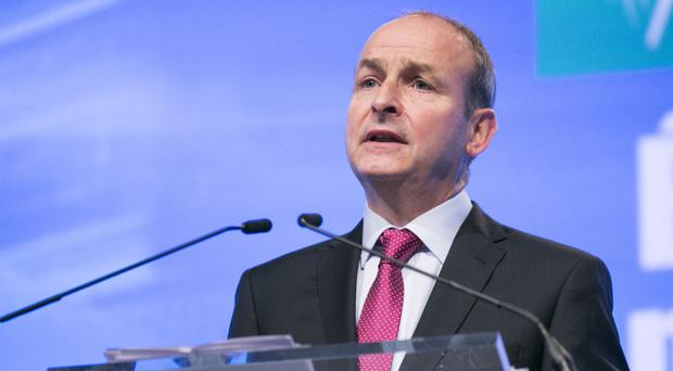Fianna Fail TD Micheal Martin condemns 'cult-like' figures in Sinn Fein