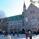 Boston College where interviews were recorded