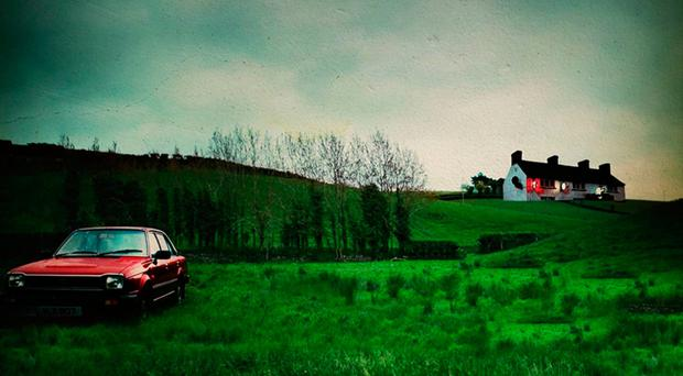 A scene from the documentary No Stone Unturned which looks at the Loughinisland massacre