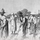 Slavery was a prominent cause celebre in the early 19th century