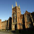 A report critical of Brexit bears the logo of Queen's University Belfast