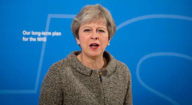 Theresa May's Brexit cabinet agreement has been holed by the resignation of David Davis