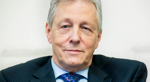 Peter Robinson (pictured) has been criticised for his views on a united Ireland by Sammy Wilson