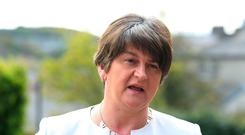 Arlene Foster has scored another avoidable PR own-goal by declining to meet the Pope
