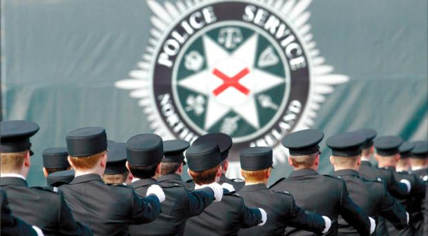 The deadline for applications to join the PSNI is on Friday.