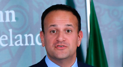 Warning: Leo Varadkar