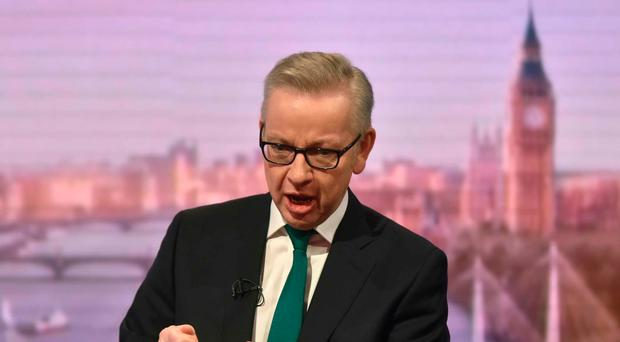 Michael Gove has warned his party about the momentum behind a people's vote, an idea Lord Adonis raised here last summer, and which Jeremy Corbyn could support