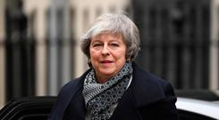 PM Theresa May has warned of catastrophe if her deal is rejected today