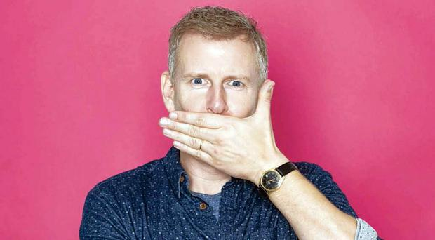 Patrick Kielty predicts Brexit will lead to a border poll and Irish unity by 2025