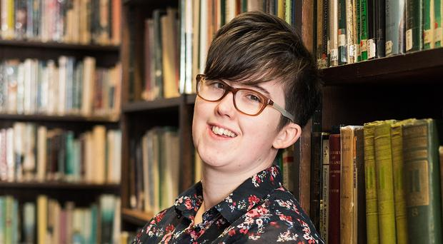 Tragic journalist Lyra McKee