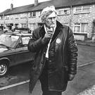Seamus Mallon on the campaign trail.