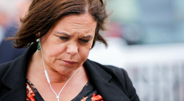 There were contrasting fortunes for Mary Lou McDonald and Nigel Farage
