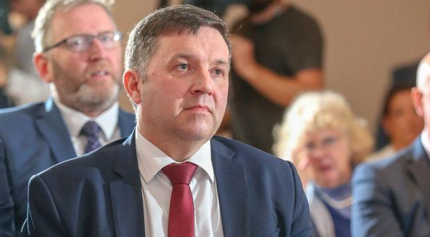 Party leader Robin Swann has presided over three elections in two years and the results have gradually worsened