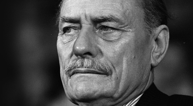Enoch Powell had different views from unionists on how to preserve the Union