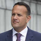The approach of Leo Varadkar (pictured) is in marked contrast to that of Micheal Martin