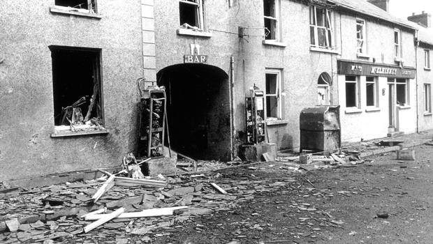 A statute of limitations for security forces would mean that any collusive element to cases such as Claudy (pictured), Kingsmill, or Loughinisland would make prosecutions of the paramilitaries involved very difficult