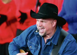 Back at Croke Park: Garth Brooks
