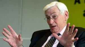 Seamus Mallon played huge role in peace process