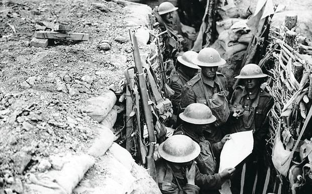 Letters home from the Western Front in the First World War gave a snapshot of the horrendous conditions suffered by Ulster soldiers in the trenches