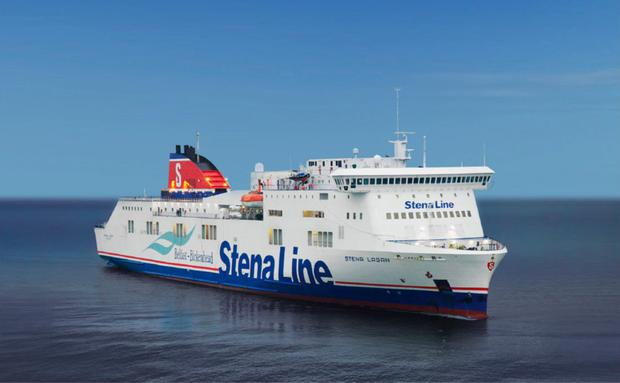 A stock image of the Stena Horizon ferry.