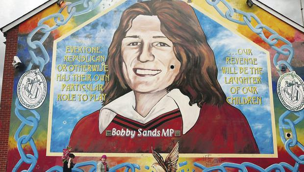 Going back: The absurd psychology of paramilitarism fixating on UVF gunmen and Bobby Sands instead of icons like George Best, shows their mawkish self-mythologising
