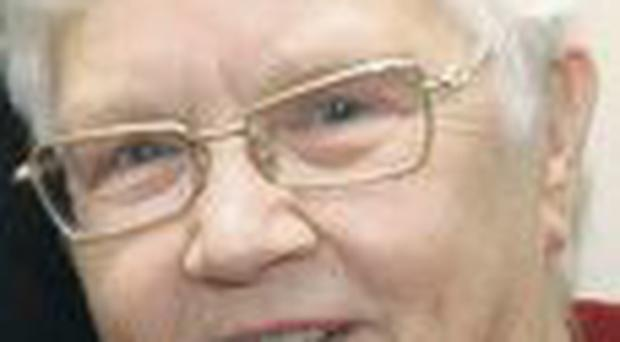 Baroness May Blood