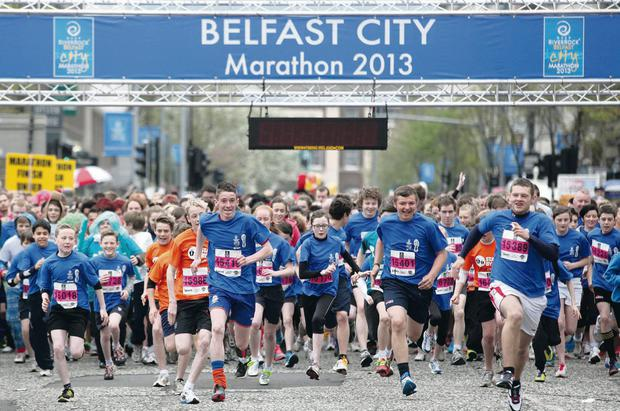 It's been three years since Belfast City Council first suggested moving the city's marathon to a Sunday